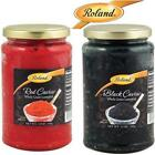 Roland Black  Red Whole Grain LUMPFISH CAVIAR 12oz 340gr Product of Iceland