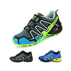 Mens Hiking Shoes Outdoor Trekking Sneakers Sports Speedcross 3 Running shoes