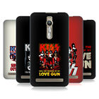 all asus phone - OFFICIAL KISS LYRICS HARD BACK CASE FOR ASUS ZENFONE PHONES
