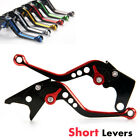 Short Edging Brake Clutch Levers For Honda CBR600RR 2003-2006/CBR954RR 02-03