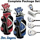 """NEW 2017"" Ben Sayers M15 Complete Package Set Mens 17 Piece Golf Set - RH"