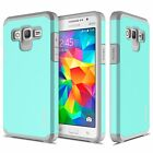 For Samsung Galaxy Core Prime G360 Case, Impact Dual Layer Shockproof Case
