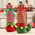 Christmas products Christmas wine bottle cover  gift bag Christmas decorations J