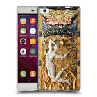 OFFICIAL AEROSMITH ALBUMS 2 SOFT GEL CASE FOR HUAWEI PHONES