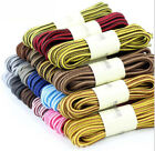 Round Striped Shoelaces Martin Boots Laces Casual Sport Shoe Laces Boots Rope