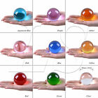 LONGWIN 60MM Crystal Ball Sphere Healing Crystals ORB Photo Props Venue Decor