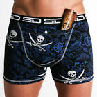 Pirate Smuggling Duds Boxer Briefs, Boxershorts, Boxer Trunks, Cotton Blend