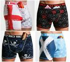 The North Sea Collection 4 Pack from Smuggling Duds Boxer Brief