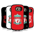 OFFICIAL LIVERPOOL FOOTBALL CLUB CREST 1 HYBRID CASE FOR SAMSUNG PHONES