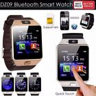 newest bluetooth - Newest DZ09 Bluetooth Smart Watch For HTC Samsung Android Phone Camera SIM Slot