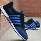 Men's Athletic Sneakers Outdoor Sports Running Casual Breathable Shoes Wholesale