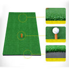 Nylon Golf Practice Mat Hitting Grass Driving Holder Training Backyard Turf30*60