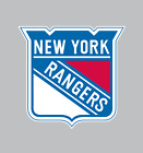 New York Rangers NHL Hockey Full Color Logo Sports Decal Sticker on eBay