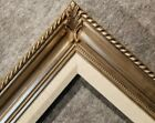 """3.25"""" Silver Wood Antique Picture Frame photo art gallery 296SL frames4art"""