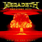 * MEGADETH - Greatest Hits: Back To The Start