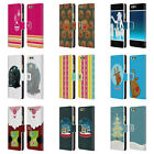 HEAD CASE DESIGNS MIX CHRISTMAS COLLECTION LEATHER BOOK CASE FOR HUAWEI P10 PLUS