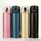Stainless Steel Mug Thermos Vacuum Insulated Travel Tumbler Coffee Cup Bottle HP