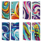HEAD CASE DESIGNS MARBLES LEATHER BOOK WALLET CASE COVER FOR HTC DESIRE 650