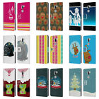 HEAD CASE MIX CHRISTMAS COLLECTION LEATHER BOOK CASE FOR XIAOMI Mi 5s PLUS