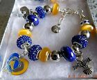 NBA GOLDEN STATE WARRIORS Crystal Charm Bracelet  STEPHEN CURRY FREE SHIPPING! on eBay