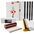 S8 RED Stencil Transfer Paper for Clean, Crisp Tattoo Stencils $47.99 USD on eBay