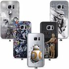 Star Wars BB8 Han Solo Gift Case Cover For Samsung Galaxy S5 S6 S7 S8 A J Model £6.99 GBP