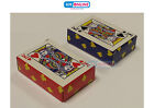 Mini Small Miniature Travel Pocket Playing Cards Blue/Red Kids Fun Novelty Gift