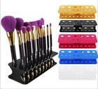 Acrylic Cosmetic Dry Air Rack Stand Storage Organizer Makeup Brush Holder F0412