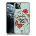 HEAD CASE DESIGNS COUNTRY CHARM HARD BACK CASE FOR APPLE iPHONE PHONES