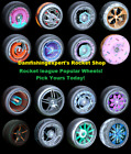 terraria xbox 360 all items - {Xbox One} Rocket League Item - Various Popular Wheels! 24 to choose from!