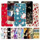 For Sony Xperia Z3 D6603 D6643 D6653 Christmas Soft TPU Case Cover 2018 New Year
