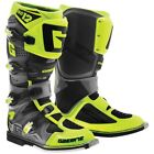 Gaerne SG-12 2016 MX/Offroad Boots Gray/Hi-Vis Yellow
