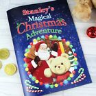 PERSONALISED CHILDRENS CHRISTMAS ADVENTURE STORY BOOK | CHRISTMAS EVE GIFT IDEA