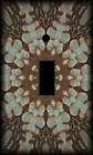 Mosaic Stone Fossil Inspiration Light Switch Plate Cover Decora