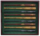 9 BASEBALL BAT DISPLAY CASE - A USA PRODUCT - UNSURPASSED QUALITY!