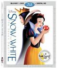 SNOW WHITE AND THE SEVEN DWARFS (Blu-ray/DVD, 2016, Includes Digital Copy) NEW