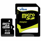 Fast Micro SD SDHC SDXC Memory Card High Speed Class UHS-1 For SONY Mobile Phone