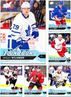 2016-17 Upper Deck YOUNG GUNS **** PICK YOUR CARD **** From the Rookies SET