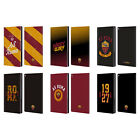 OFFICIAL AS ROMA 2017/18 TYPOGRAPHY LEATHER BOOK WALLET CASE FOR AMAZON FIRE