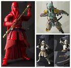 "Star Wars Movie Realization  Japanese Samurai  Action Figure 7"" New In Box $17.88 USD"