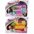 Mini Action Playset With Figure Powerpuff Girls Mojo Jojo Princess Morbucks