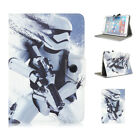 """Star Wars Universal Buckle Case Folio 7""""-7.9"""" Tablet Stand Leather Cover+A Pen $10.17 CAD"""