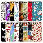 """For Huawei P10 Lite 2017 5.2"""" Christmas Hard PC Case Cover 2018 New Year Tree"""