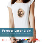 Forever Laser Light (No-Cut) Heat Transfer Paper **FREE SHIPPING**
