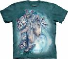 NEW TOGETHER WE ARE MAGIC Unicorn Butterfly Fantasy The Mountain T Shirt