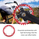 DECKAS Narrow Wide Bike MTB Round Oval Chainring Chain Ring Single Plate AW