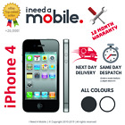 Apple iPhone 4 - 8GB 16GB 32GB - Unlocked - All Networks - Various Colours