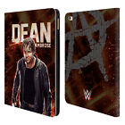 OFFICIAL WWE SUPERSTARS LEATHER BOOK WALLET CASE COVER FOR APPLE iPAD