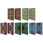 HEAD CASE DESIGNS ARABESQUE PATTERN LEATHER BOOK WALLET CASE FOR APPLE iPAD
