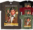 James Bond:Casino Royale V2, I.Fleming, 1954, T-Shirt (BLACK) All sizes S to 5XL $23.97 CAD on eBay